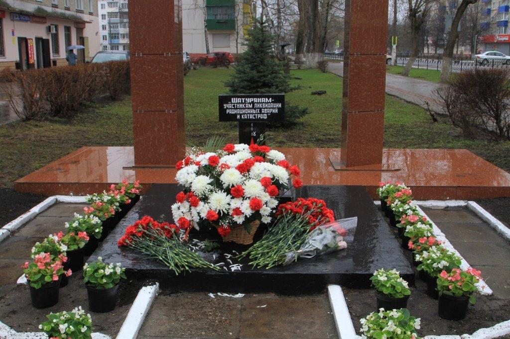 26 апреля, в очередную годовщину взрыва на Чернобыльской АЭС, в храме новомучеников и исповедников Шатурских была совершена лития по погибшим ликвидаторам радиационных аварий и катастроф