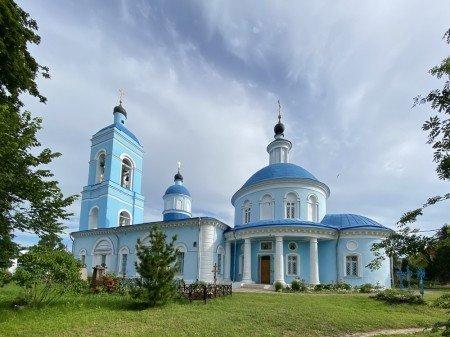 220-летие Покровского храма г. Щелково