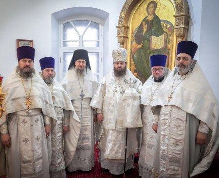 Заседание Богослужебной комиссии Московской епархии
