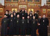 Собрание духовенства Долгопрудненского церковного округ