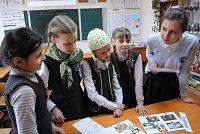 Экологическая неделя в православной гимназии Светоч