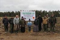 Экологическая акция Покровский лес в Орехово-Зуевском благочинии