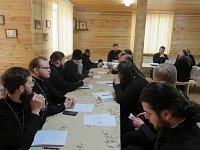 Собрание духовенства Химкинского благочиния