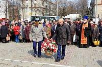 В благочиниях Московской епархии традиционно прошли Дни памяти жертв и ликвидаторов техногенной катастрофы в Чернобыле